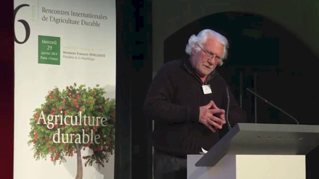 Les lombriciens (ou vers de terre), véritables «piliers de nos ecosystèmes», et demain de notre économie,  par l'agronome Marcel Bouché
